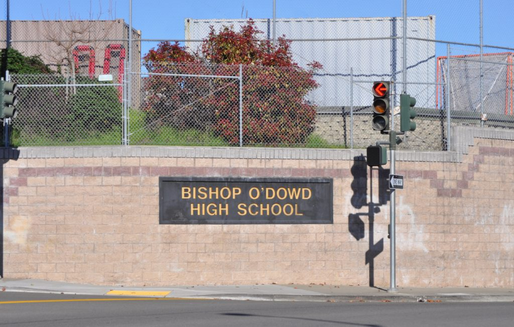 Bishop O'Dowd High School