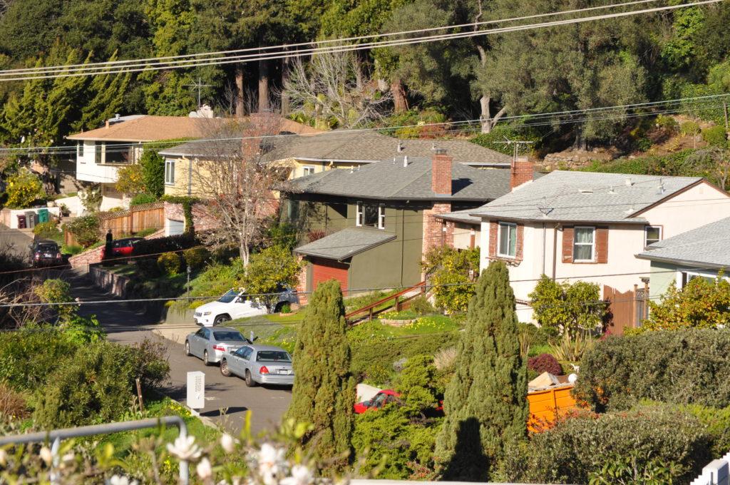 Oakland Streetscape